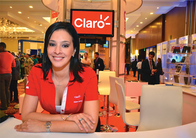 Claro is the leader in 4G in Costa Rica.
