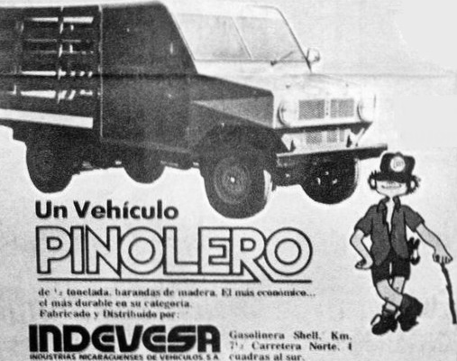 In Nicaragua it was called the Pinolero