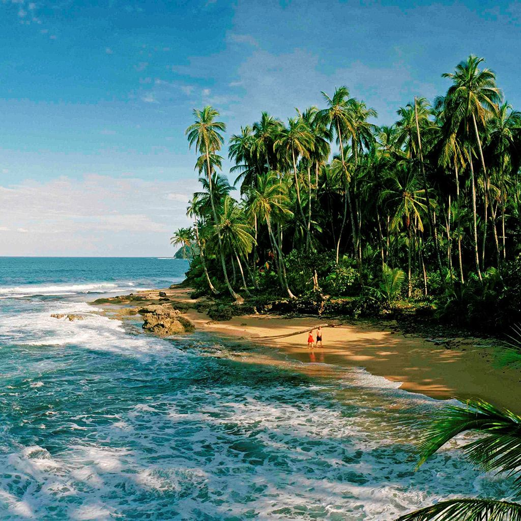 Caribbean Beach: Costa Rica's Top 5 Expat Havens