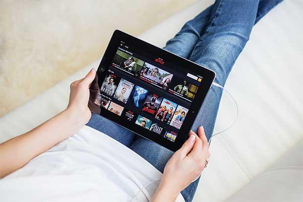 Netflix llegó a Costa Rica en setiembre de 2011, y en la actualidad tiene un costo mensual de $8,99 por suscripción. Gerson Vargas/La República