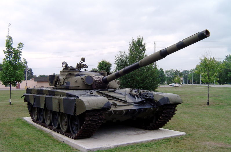 The government of Daniel Ortega purchased 50 Russian tanks as part of its plan to update its military forces. (Photo Wikicommons)
