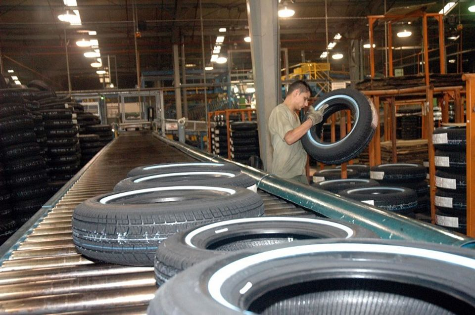 Companies in Costa Rica like Bridgestone (tires) will be able to export immediately without tariffs.