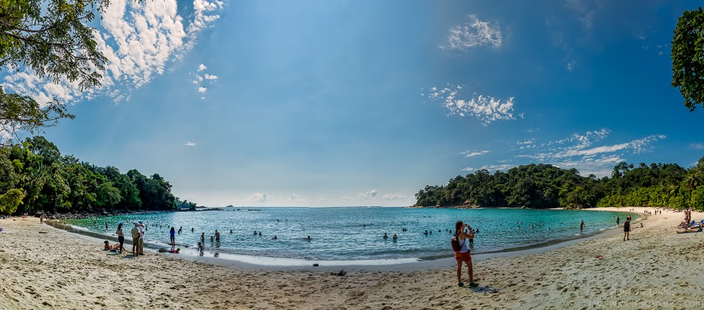 Costa Rica has tons of beaches on both coasts - Pacific and Caribbean