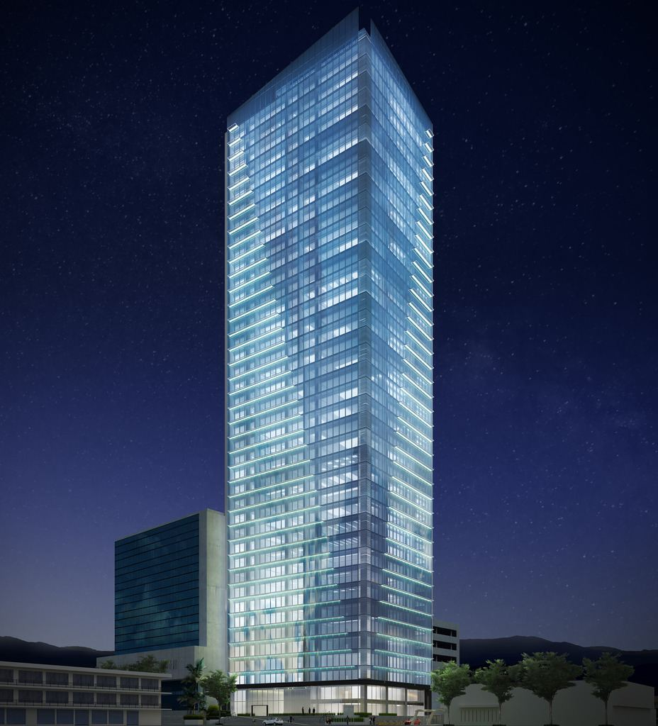 Torre 40 is one the announced developments that is expected to change San Jose's skyline, as Costa Rica moves from horizontal construction to vertical