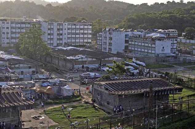 jail located in Yare, Miranda State, Venezuela