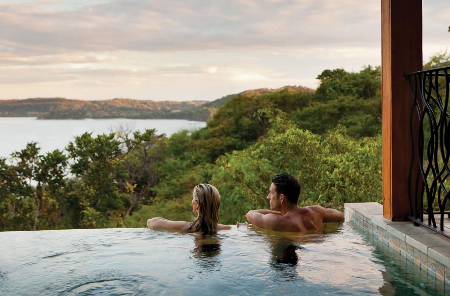 Four Seasons Papagayo, in Guanacaste