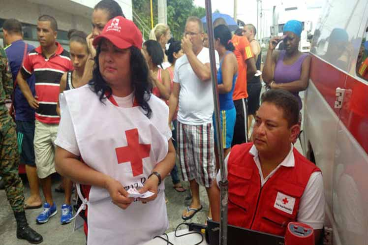 Panama is providing humanitarian care for the thousands of migrants stranded in the country