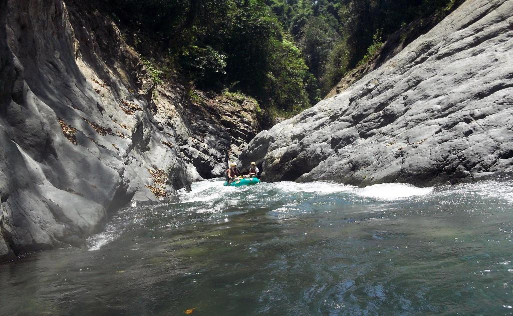 Naranjo river, Costa Rica