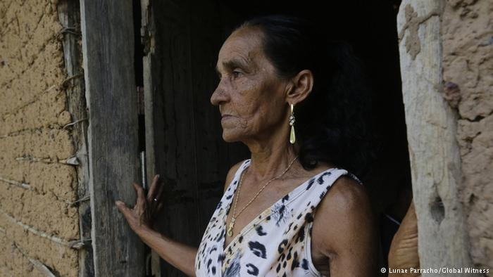 Marina Alves de Araujo mourns her husband, environmental activist Raimundo Chagas