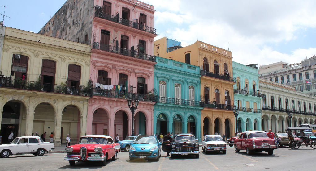 Buildings of Havana
