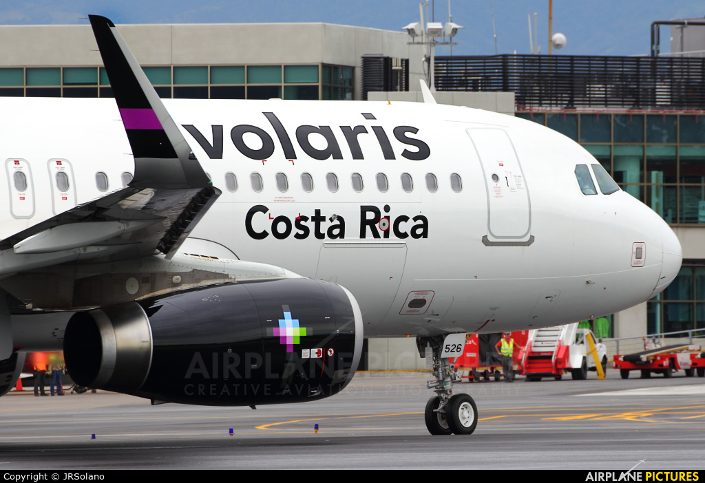 Volaris Costa Rica, the ultra-low cost airline, took to the skies today