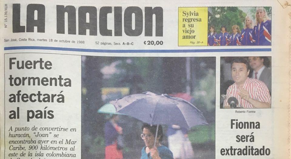 From La Nacion archives