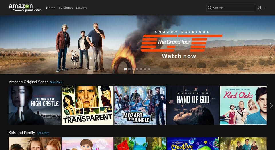 Amazon Prime Video Now In Costa Rica | Q COSTA RICA