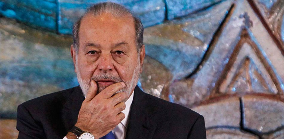 For Carlos Slim, Donald Trump could be a blessing for Mexico's economy. (Periódico Divergente)