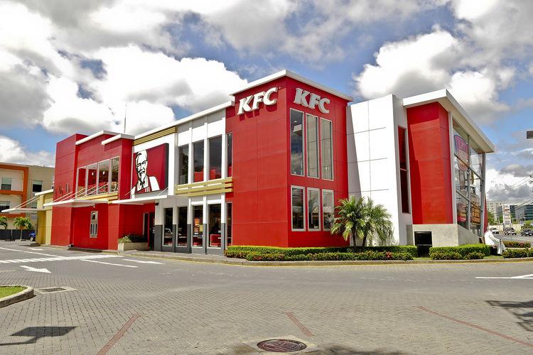 reviews of KFC