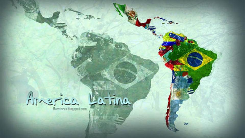 North Latin America 68