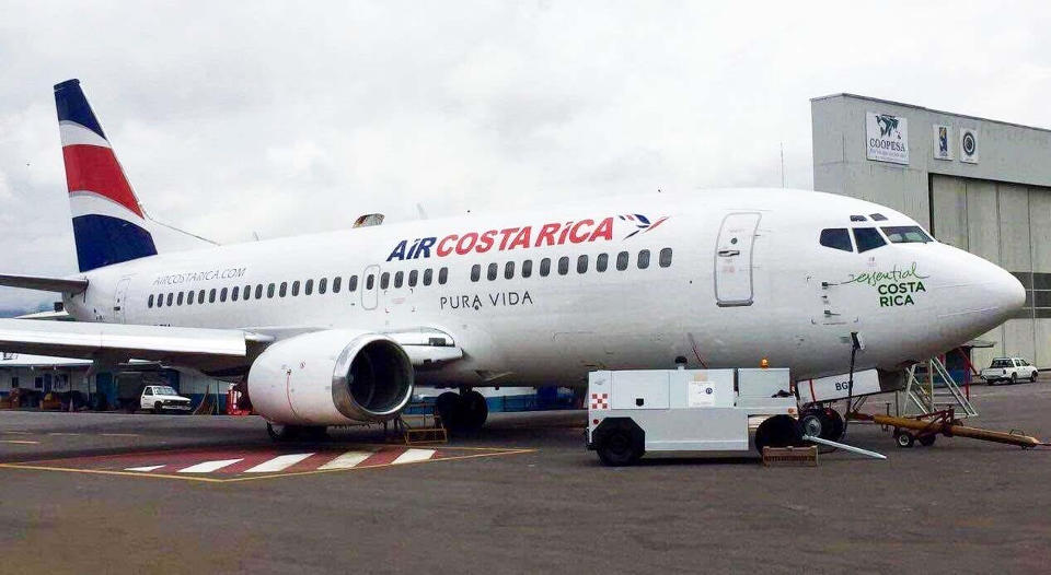 Air Costa Rica Takes To The Skies  Q Costa Rica