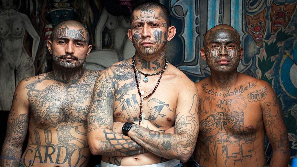 Gangs El Salvador