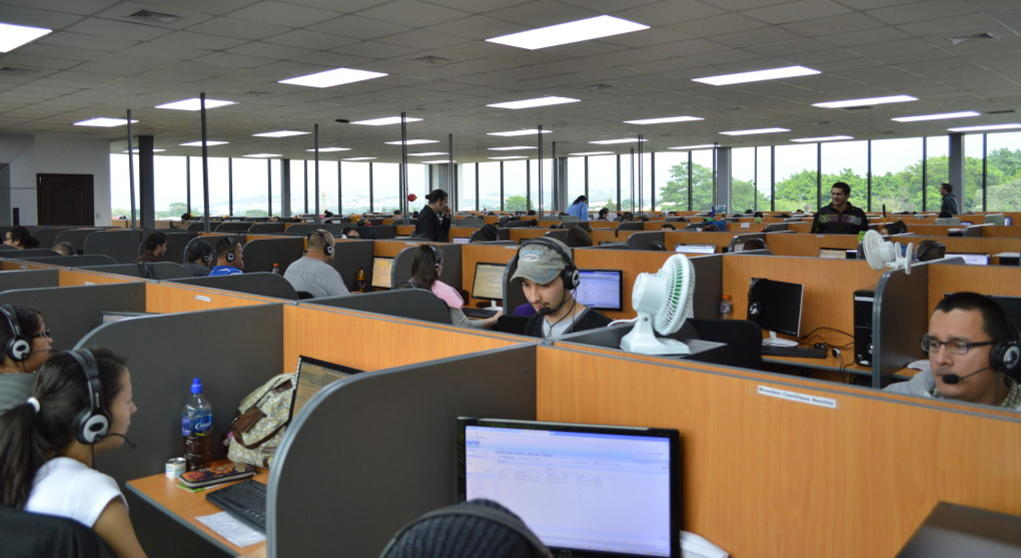 call center operations