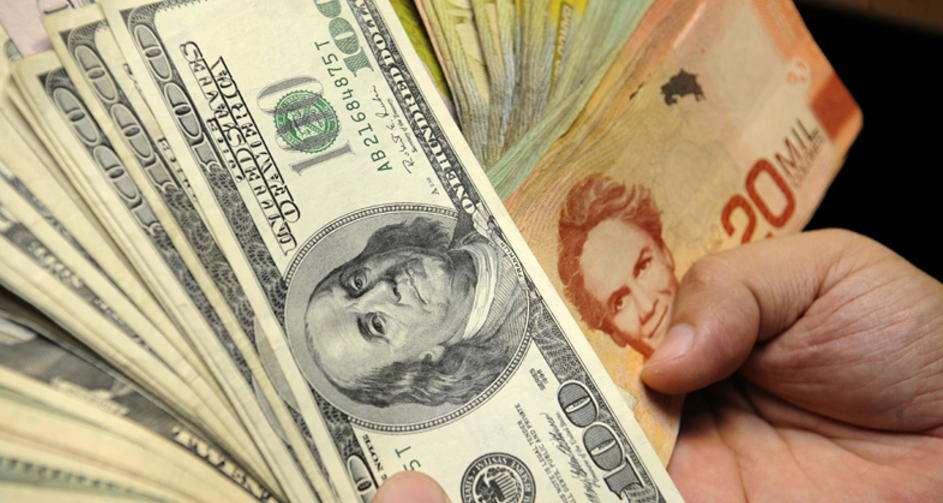 The Dollar Exchange Rate Could Close 2018 And Start 2019 In A Range Between 650 Up To 700 Colones For One Us