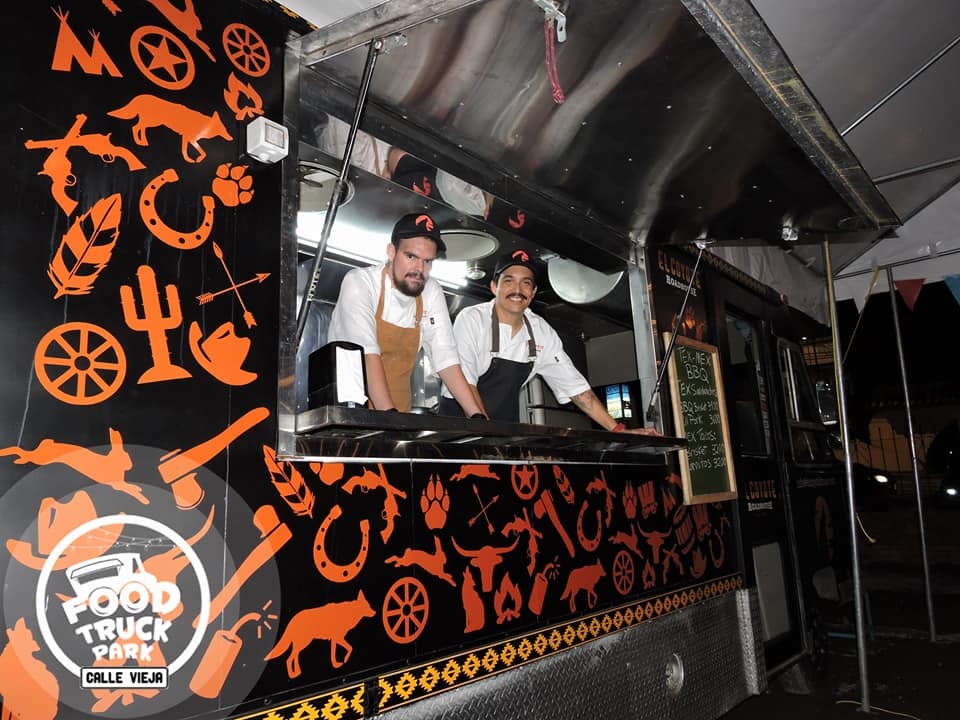 El Coyote Food Truck