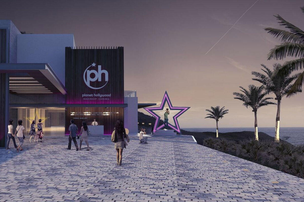 New Planet Hollywood Resort Announced For Costa Rica Q