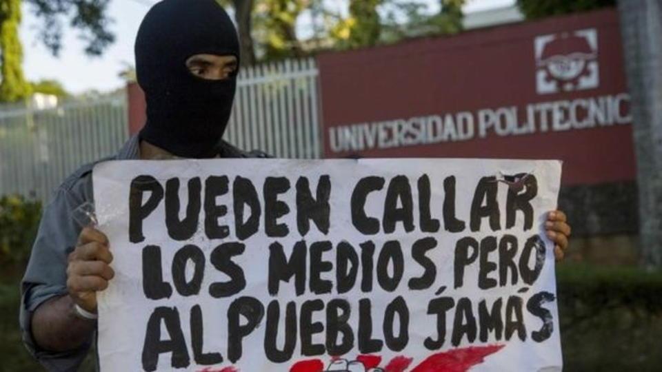 Nicaragua protest killings may be 'unlawful'