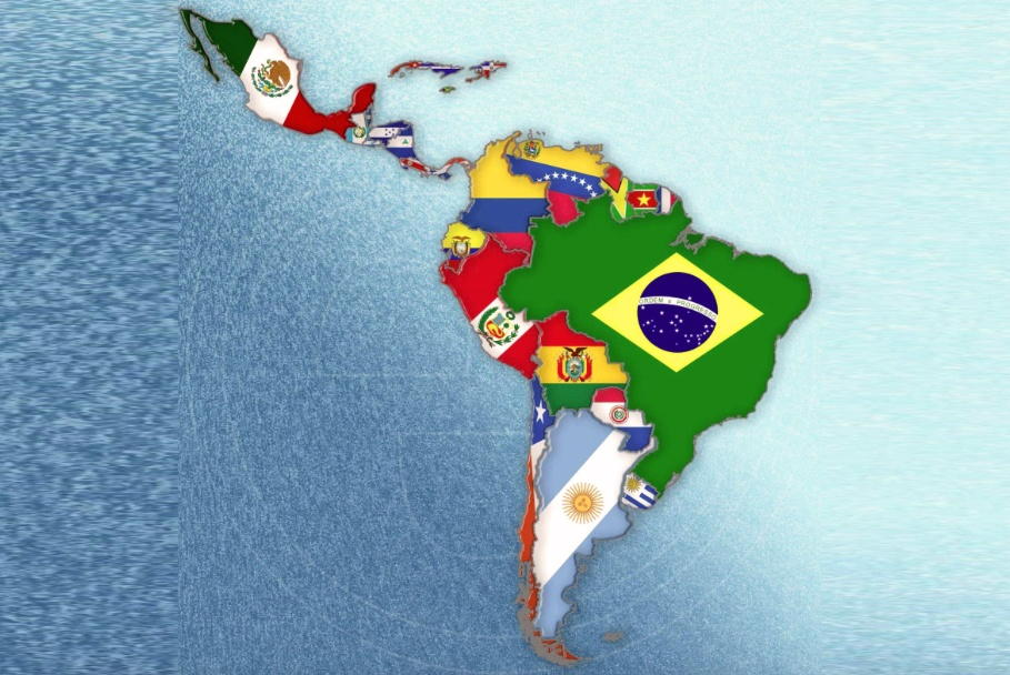 Map Of South America Jamaica.Where Is The Border Between North And South America Q Costa Rica