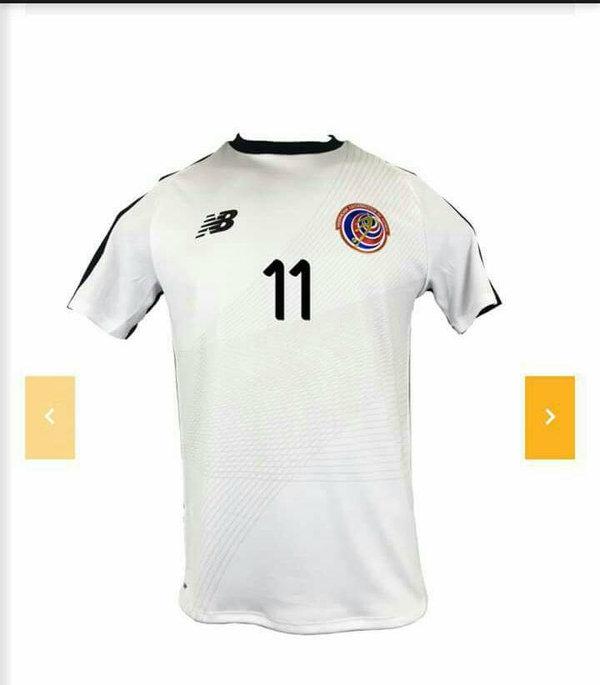 cheaper d4659 7561e La Sele Unveils Alternate Uniform – Q COSTA RICA