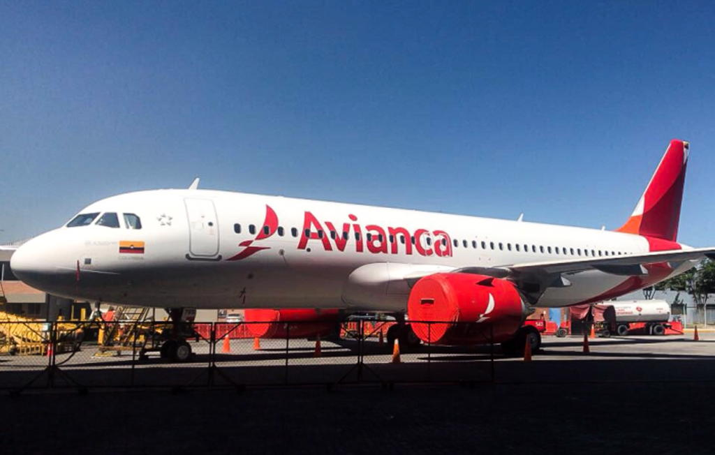 Avianca's New A320neo Will Have Costa Rica As Its Home – Q