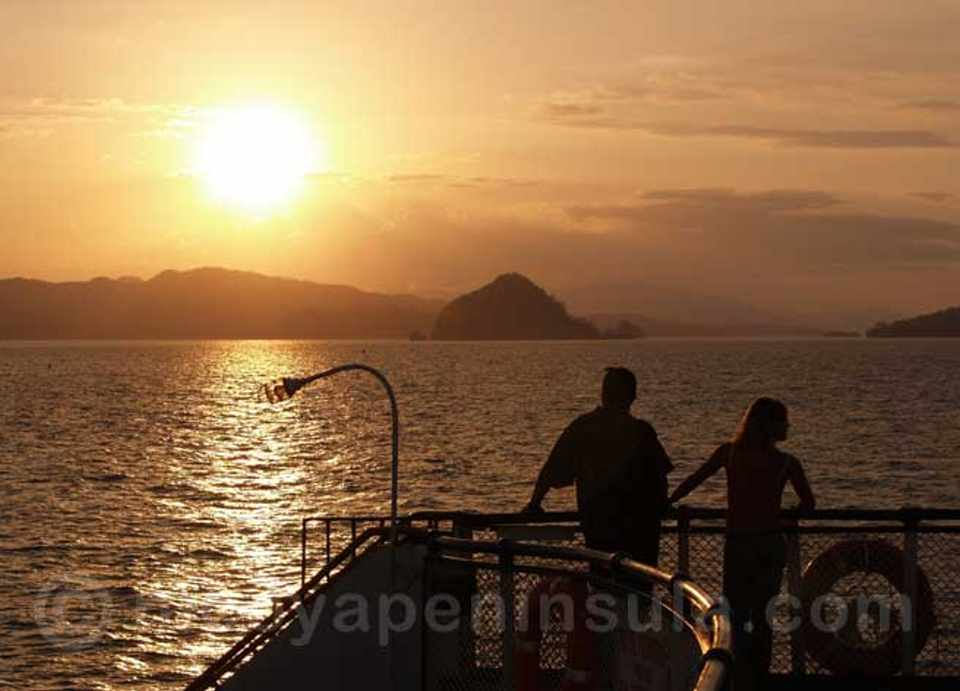 Puntarenas Ferry Services Resumed Q Costa Rica