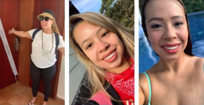 Carla Stefaniak went missing on November 28. Authorities have yet to confirm if the body of the femaly found in Escazu is the disappeared tourist