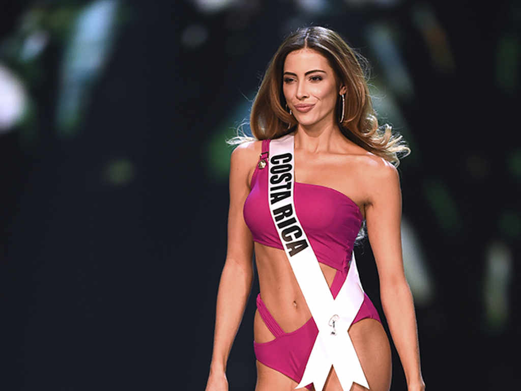 The Latinas Of The Miss Universe 2018 – Q COSTA RICA