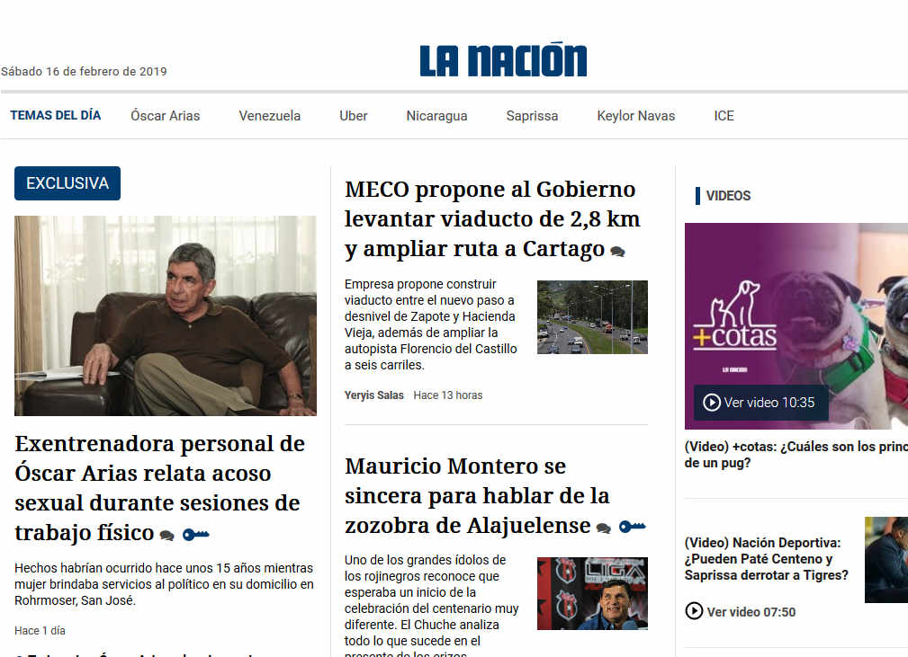 Getting Behind The Grupo Nacion Paywall | Q COSTA RICA
