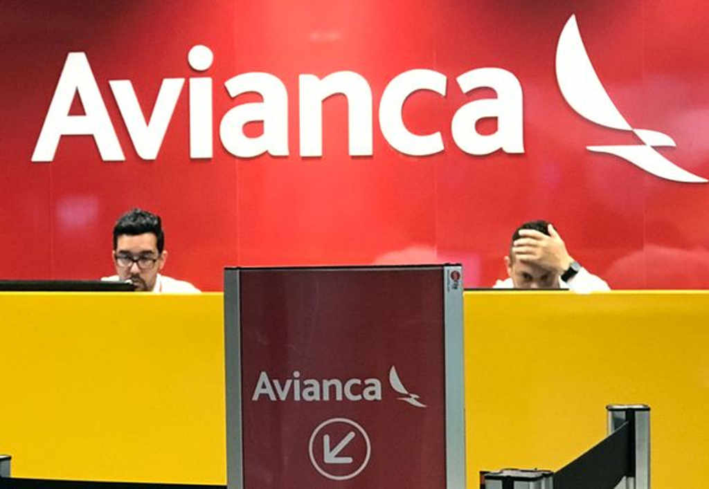 Avianca Suspends 11 Routes in Central America, Colombia and US