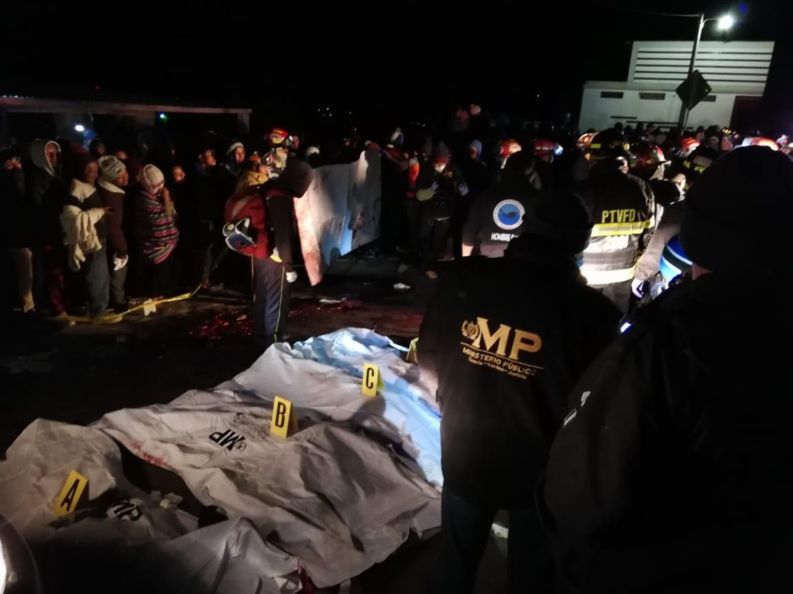 Guatemala: Truck rams into crowd, kills 30
